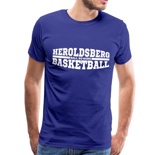 Heroldsberg Basketball - Männer Premium T-Shirt