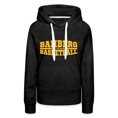 Bamberg Basketball - Frauen Premium Hoodie