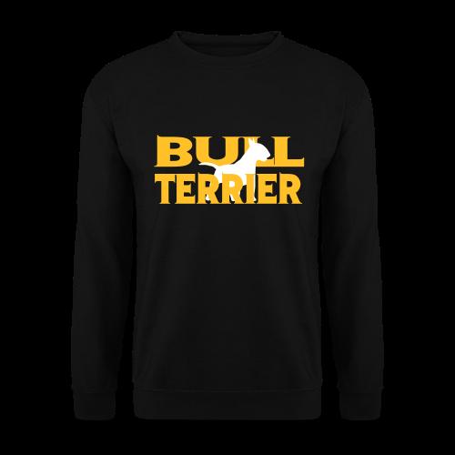 Bull-terrier - Männer Pullover