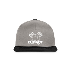 D_F4CT Cap - Snapback cap
