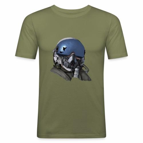 De LiTi-Pilot - Männer Slim Fit T-Shirt