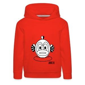 Sweater Finne - Kinderen trui Premium met capuchon