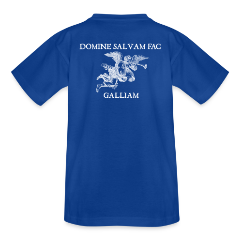T-shirt enfant Domine salvam fac Galliam - T-shirt Enfant