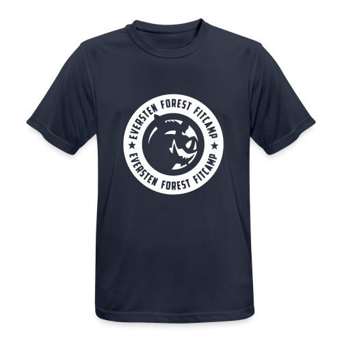 Eversten Forest Fitcamp Trainings-T-Shirt (Männer) - Männer T-Shirt atmungsaktiv