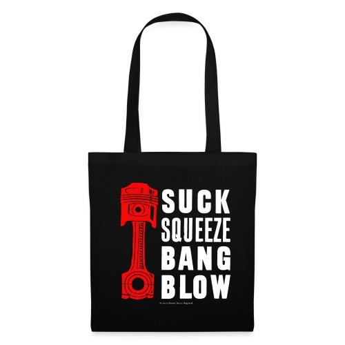 Piston Tote Bag - Tote Bag