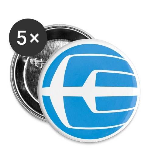 EQ_LOGO - Buttons small 25 mm