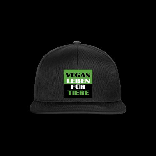 VEGAN LEBEN - Snapback Cap
