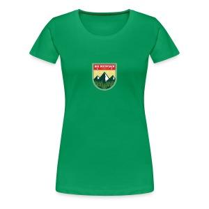 Experience - Frauen Premium T-Shirt