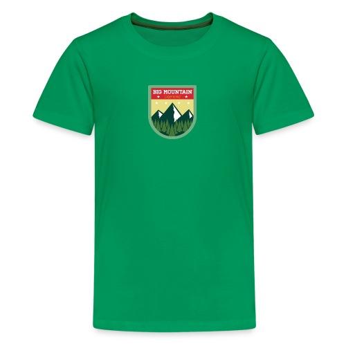 Expierence - Teenager Premium T-Shirt