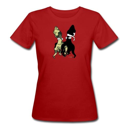 Bio Tshirt Relax ELLE - T-shirt bio Femme