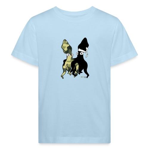 Bio Tshirt Relax KID - T-shirt bio Enfant