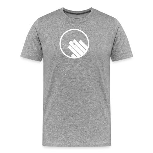 Men Logo Only - Männer Premium T-Shirt