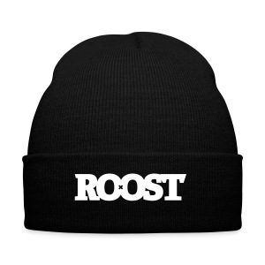 White Logo Beanie - Winter Hat
