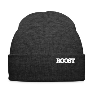 White Mini Logo Beanie - Winter Hat