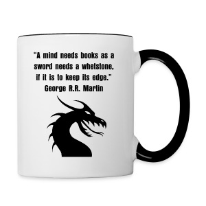 George R.R. Martin - Games of Thrones Tasse - Tasse zweifarbig