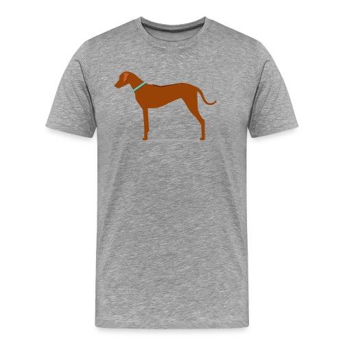 Rhodesian Ridgeback - Männer Premium T-Shirt