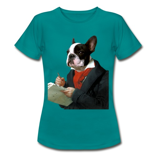 Bull is the new Beethoven - T-shirt Femme