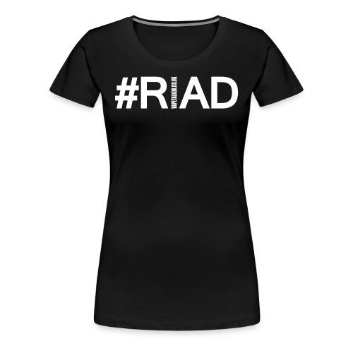 #RIAD Women's Premium T-Shirt - Women's Premium T-Shirt
