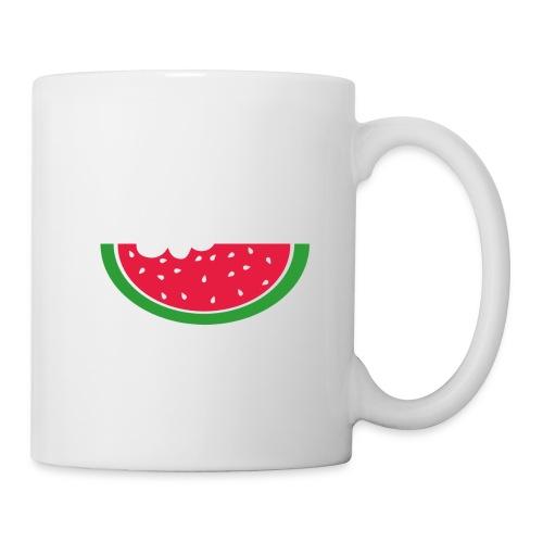 Mug Pastèque La France Crue - Mug blanc