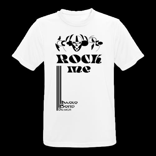 ROCK ME atmungsaktiv - Männer T-Shirt atmungsaktiv