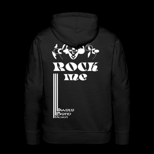 ROCK ME - Männer Premium Hoodie