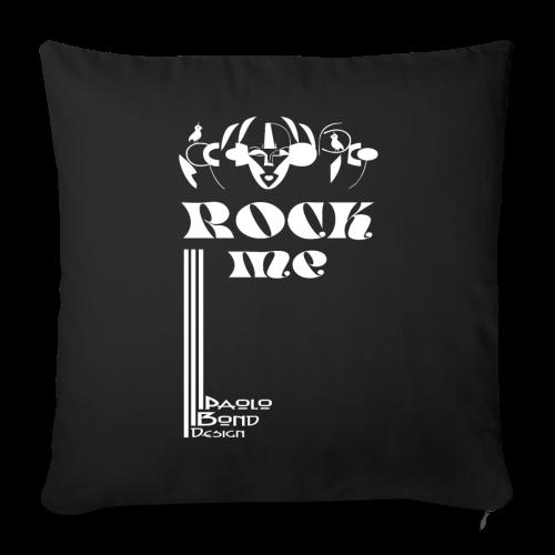 ROCK ME - Sofakissenbezug 44 x 44 cm