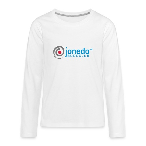 JUDOnt Know - Teenager Premium Langarmshirt