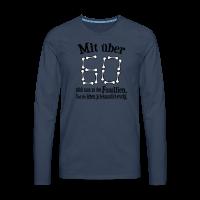 Über 60 Langarm-Shirt
