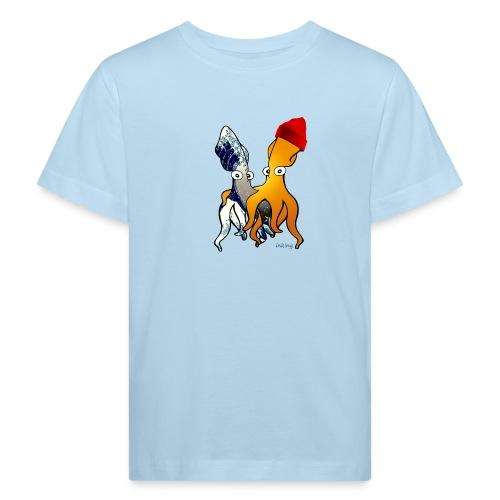 Bio Tshirt Tube KID - T-shirt bio Enfant