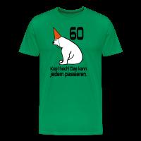 60. Geburtstag Aufmunterung T-Shirt