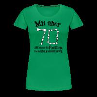 Über 70 T-Shirt