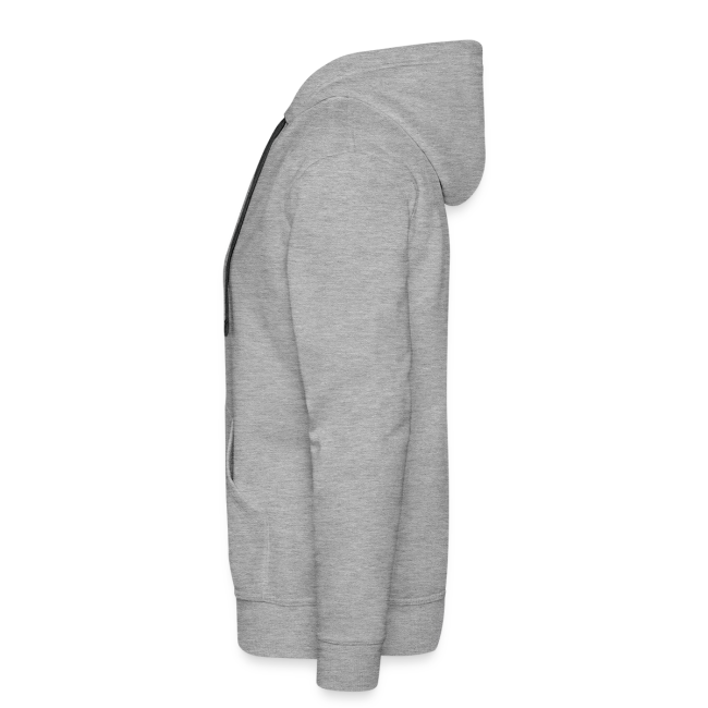 Men's MP Hoodie - Grey/Grey