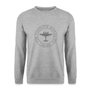 Men's MP Sweatshirt - Grey/Grey - Men's Sweatshirt