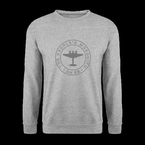 Men's MP Sweatshirt - Grey/Grey - Men's Sweatshirt