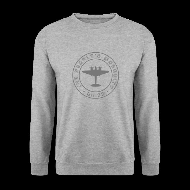 Men's MP Sweatshirt - Grey/Grey