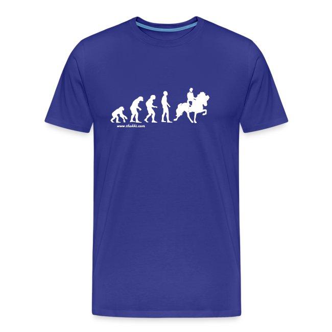 Herren T-Shirt Evolution Tölt