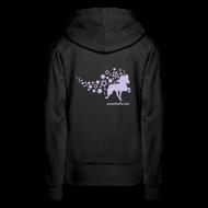 Pullover & Hoodies ~ Frauen Premium Kapuzenpullover ~ Damen Sweater Sternentölter