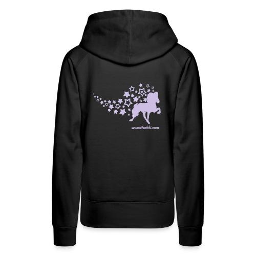 Damen Sweater Sternentölter - Frauen Premium Hoodie