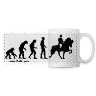 Tassen & Zubehör ~ Panoramatasse ~ Tasse Evolution Tölt