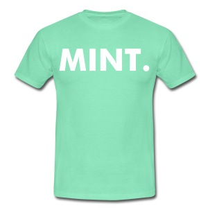 Mint. Symply Mint. Men's - Men's T-Shirt