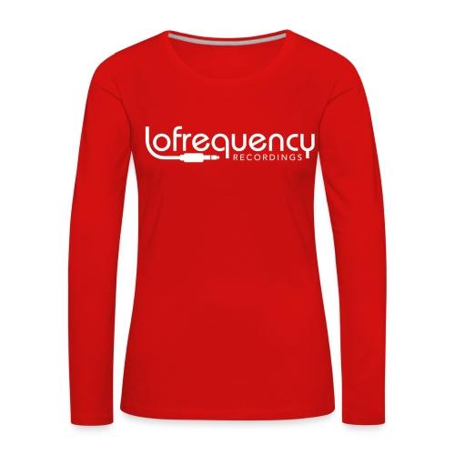 Classic Logo Women's Long Sleeve - Women's Premium Longsleeve Shirt