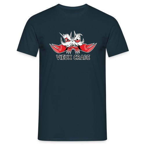 vieux crabe - T-shirt Homme