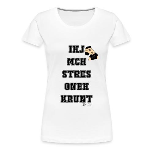 Bshito W - Frauen Premium T-Shirt