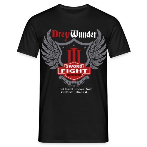 3W12 - T-Shirt Streetwear Edition - Männer T-Shirt