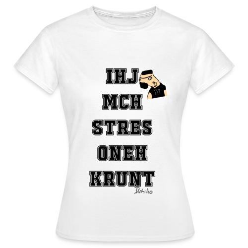 Bshitoshirt W - Frauen T-Shirt