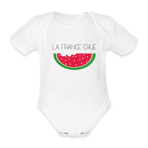 Body Bébé 100% coton - Body bébé bio manches courtes