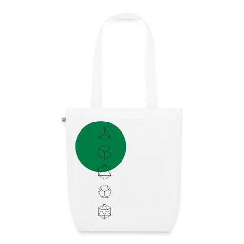 GEOMETRIC ORGANIC TOTE - EarthPositive Tote Bag