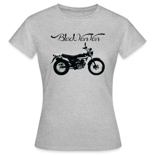 Black VanVan Woman - Women's T-Shirt