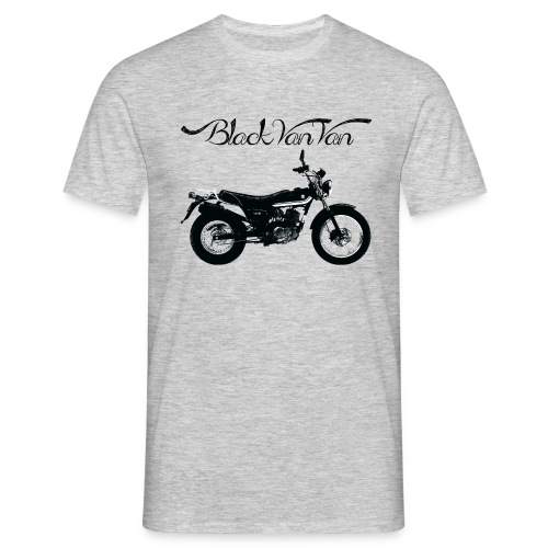 Black VanVan - Men's T-Shirt