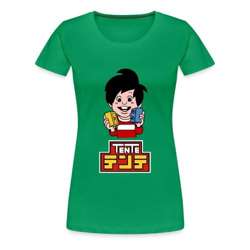 Camiseta mujer TENTE-chan - Camiseta premium mujer